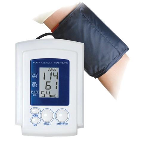 North American Healthcare Arm Cuff Blood Pressure Monitor