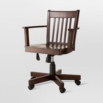 Threshold™ Avington Banker's Chair - Dark Tobacco