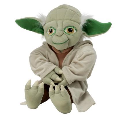 Star Wars Yoda Clone Wars Plush Pillow