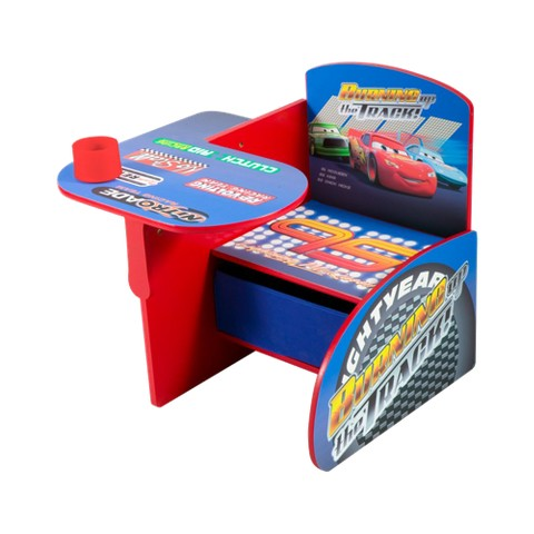 Delta Children Character Chair Desk with Storage Bin