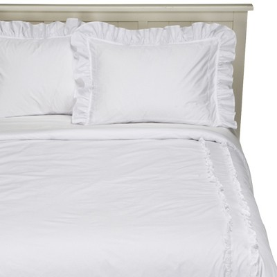 Heirloom Comforter Set (Twin) White 2pc - Simply Shabby Chic™