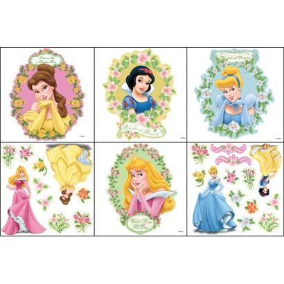 Disney® Princess Garden 6 Piece Decorative Kit