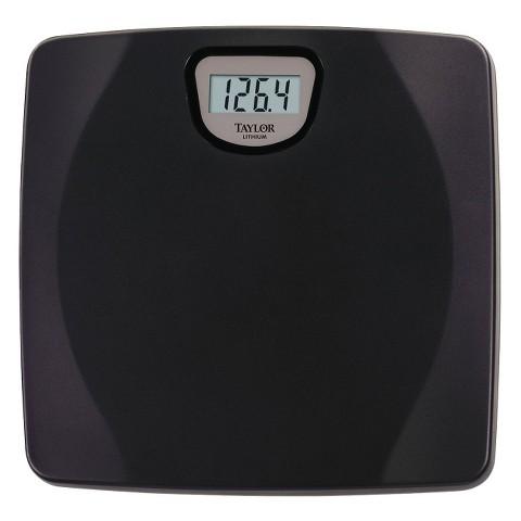 Taylor Lithium Scale - Black
