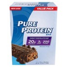 Pure Protein® Chewy Chocolate Bar - 6 Count (1.76 oz each)
