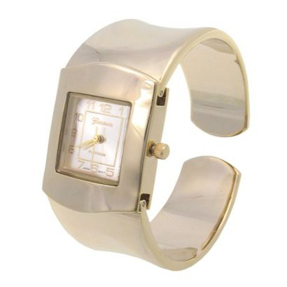 Women's Geneva Platinum Watch