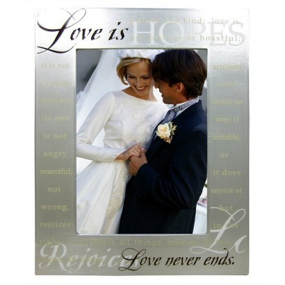 FRAME 5X7    5X7 NB WEDDING HIGH SH