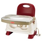 Fisher-Price Healthy Care Deluxe Booster Seat - Red