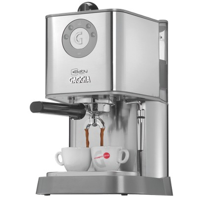 Gaggia Stainless Steel Baby Twin
