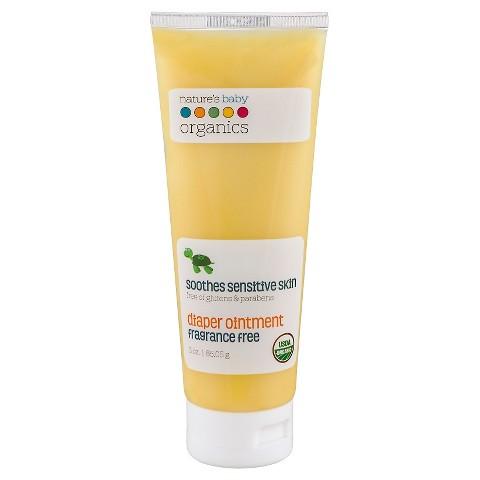Nature's Baby Organics Diaper Ointment - 3 oz.