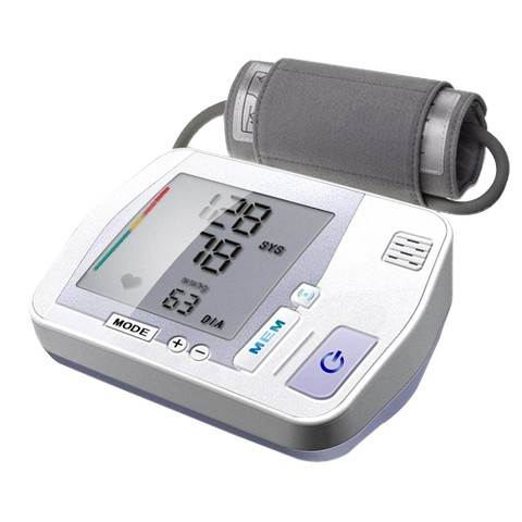 Anova Medical Talking Automatic Digital Arm Cuff Blood Pressure Monitor with Voice Processor  AM-545