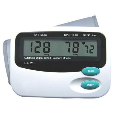 ECOM Anova Medical Automatic Digital Arm Cuff Blood Pressure Monitor with Large LCD Display AM-511
