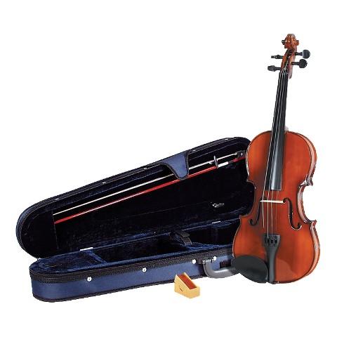 Maestro 4/ 4 Size Violin With Case - MVK441