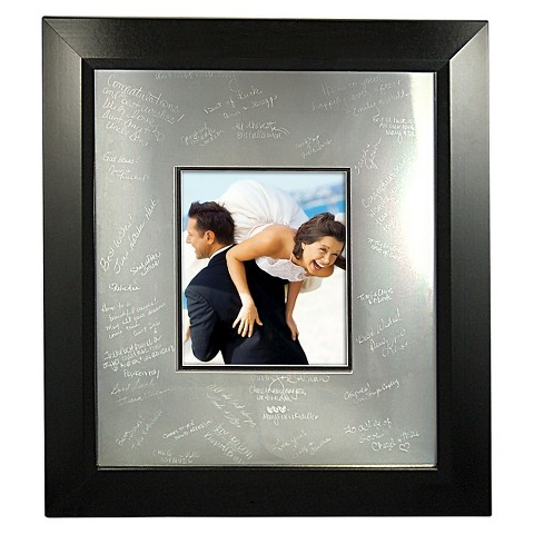 Signature Picture Frame with Mat