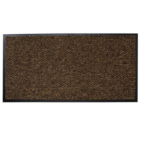 "Mohawk Home Walk Off Mat - Dark Tweed (1'10""x4')"