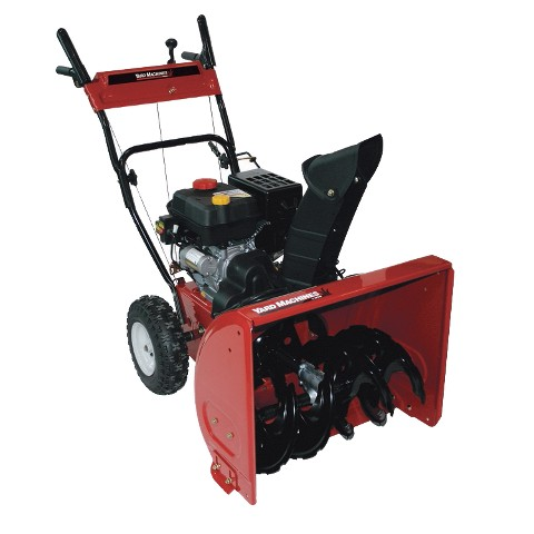 Yard Machines 2 Stage Snow Thrower With Electric Start