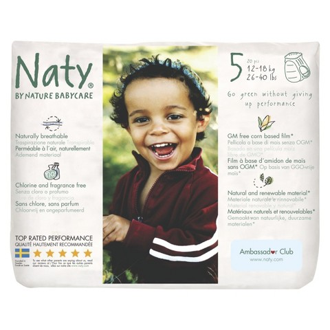 Nature Babycare Eco Pull On Training Pants (Select Size)