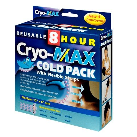Cryo-MAX Cold Pack- Medium