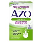 AZO UTI Test Strip - 3 Count