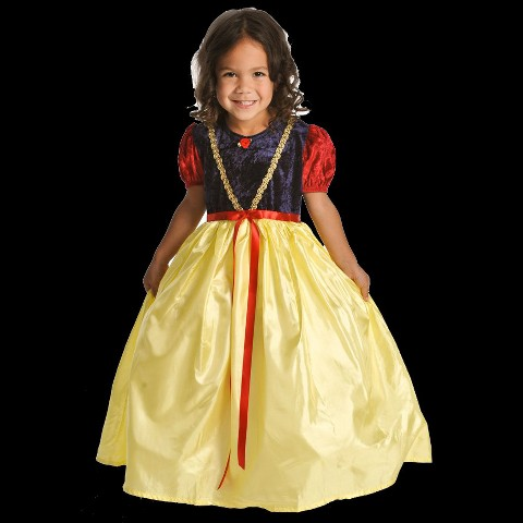 Little Adventures Snow White Dress