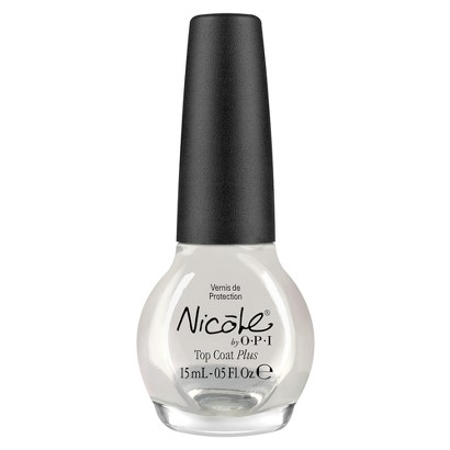 Nicole by OPI Nail Polish - Top Coat