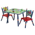 Levels of Discovery Getting' Around Table & Chair Set - Blue