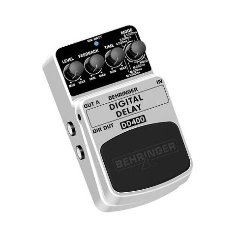 Behringer DD400 Digital Stereo Delay/Echo Pedal