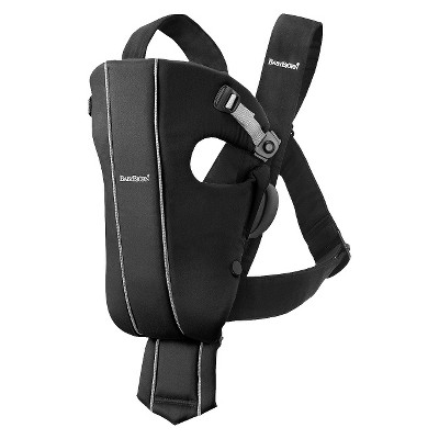 BabyBjörn Spirit Original Baby Carrier - Black Diamond