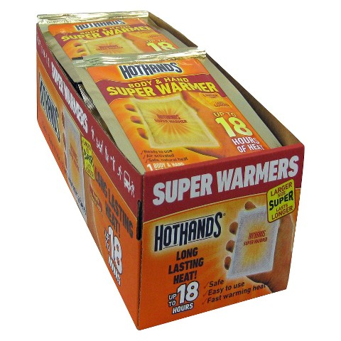 HotHands Hand & Body Warmers, 40ct