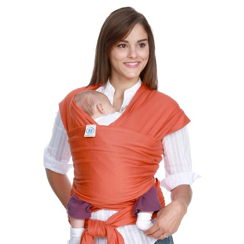Moby wrap baby carrier product details page