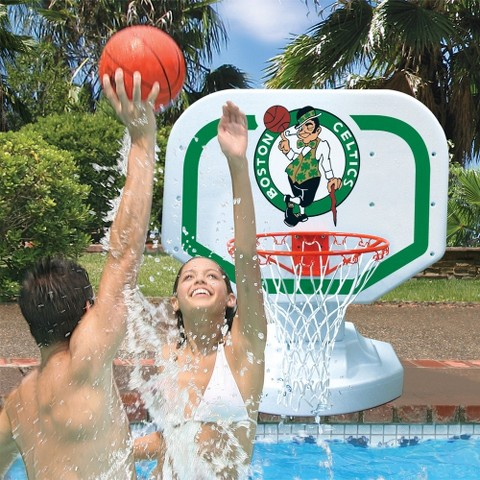 Poolmaster NBA Poolside Basketball Game - Boston Celtics