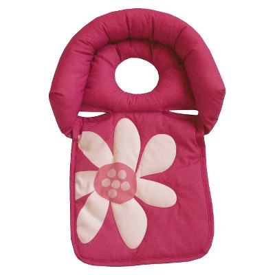 Boppy Head Support for Strollers and Carriers - Pink Flowers