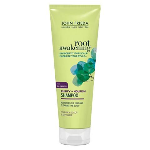 John Frieda Root Awakening Shampoo - Dry Hair