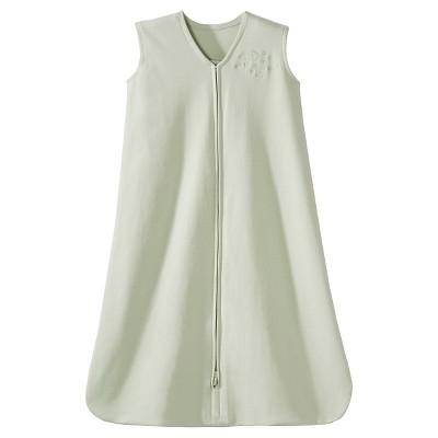 HALO SleepSack 100% Cotton Wearable Blanket - Sage - Small