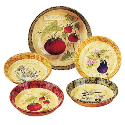 Sienna 5-pc. Pasta Set
