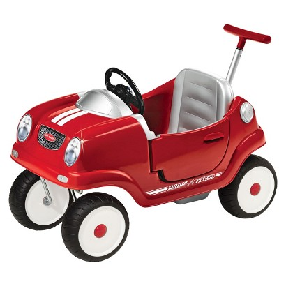 Radio Flyer Steer & Stroll Coupe™