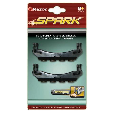 Razor Spark Replacement Cartridge 2-pk