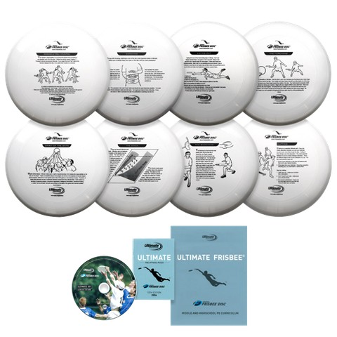 Ultimate Youth Outreach Frisbee Kit