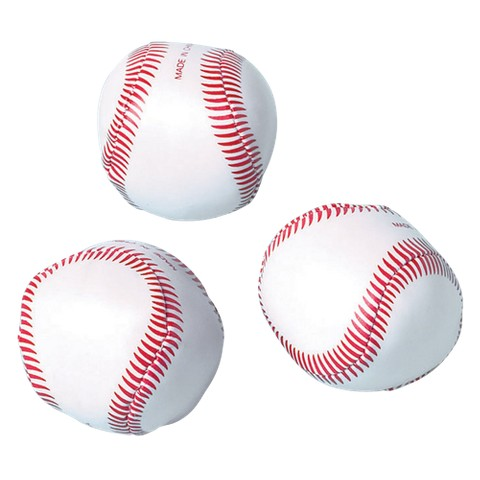 Soft Baseball Birthday Party Favors (12 count)
