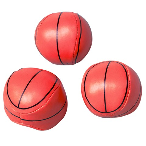 Soft Basketball Birthday Party Favors (12 count)