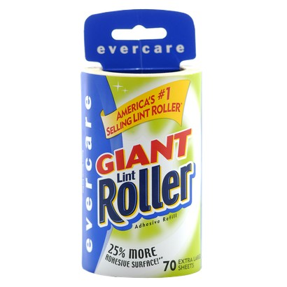 Evercare Giant 70-Layer Lint Roller Refill