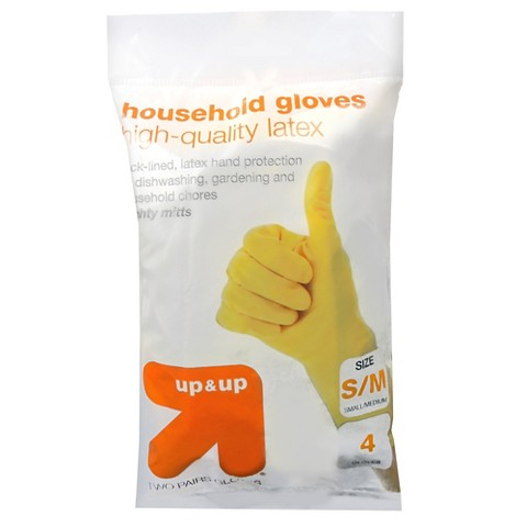 up & up™ Gloves - Medium - 2 pack