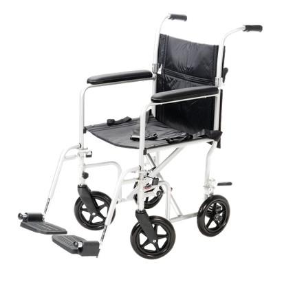 Carex Transport Chair - Black