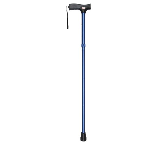 Carex Soft Grip Folding Cane