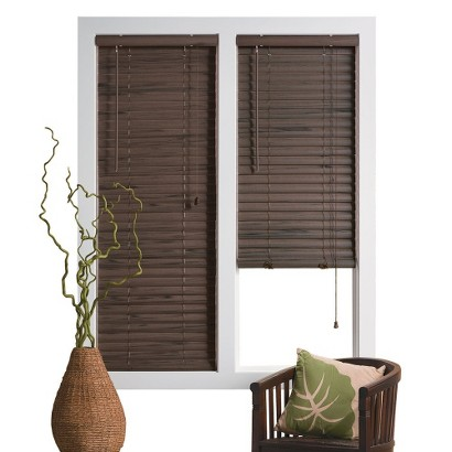 "Bali Essentials® Wood Grain 2"" Vinyl Blind"