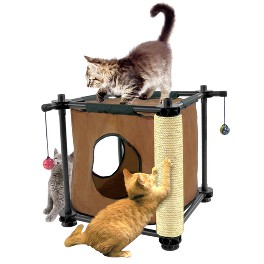 Kitty City Play Tower - 35