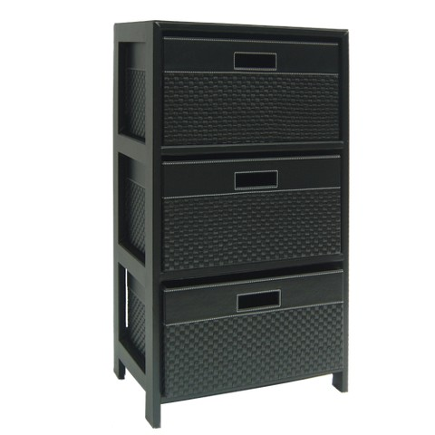 Neu Home Onyx 3 Drawer Chest