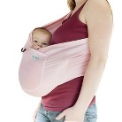 Karma Baby Organic Cotton Twill Sling Carrier - Pink