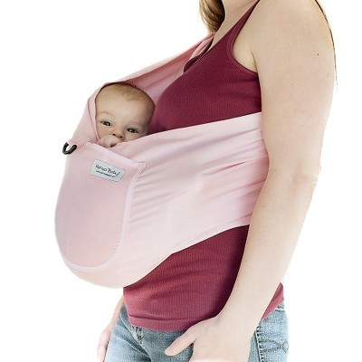 Karma Baby Organic Cotton Twill Sling Carrier - Pink - Small