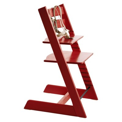 Tripp Trapp from STOKKE Highchair - Red