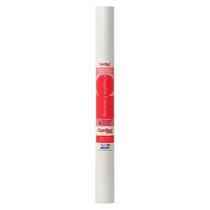 """Adhesive Shelf Liner - White (18x24"""")"""